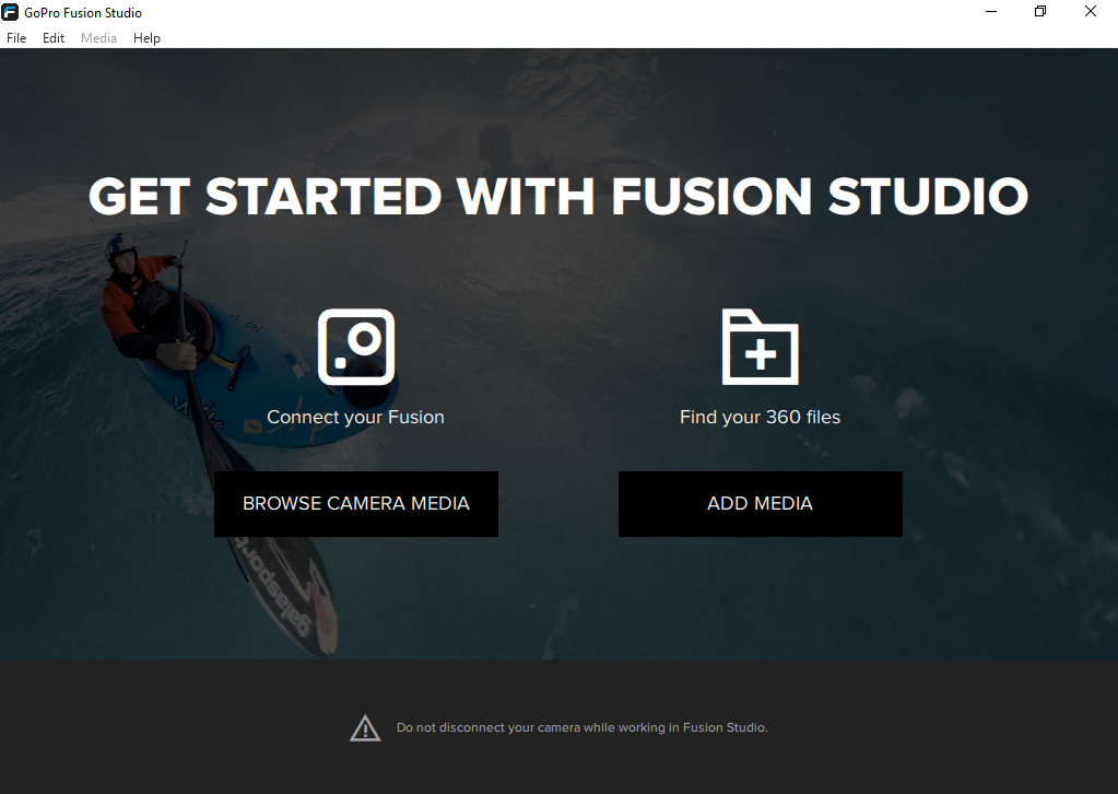 Review of GoPro Fusion Studio – Unleashed
